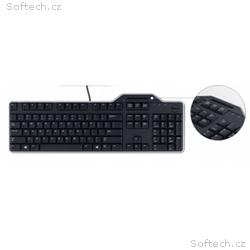 Dell klávesnice se čtečkou Smart karet KB-813 (čip