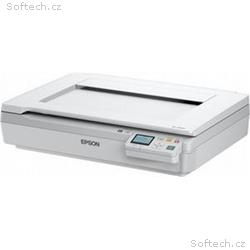 Epson WorkForce DS-50000N, A3, 600 DPI, Lan