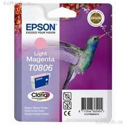 R265, 360, RX560 Lt. Magenta Ink cartridge (T0806)