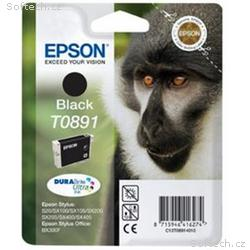 EPSON Black Ink Cartridge SX10x 20x 40x (T0891)