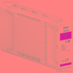 Epson Singlepack UltraChrome XD2 T41F440 Yellow 35