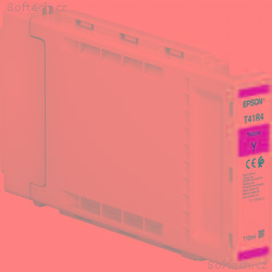 Epson Singlepack UltraChrome XD2 T41R440 Yellow 11