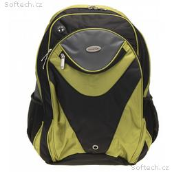 """MaxLink batoh na notebook do 17"""" zelený"""