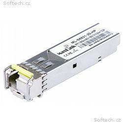 MaxLink 1.25G SFP optický HP modul, WDM(BiDi), SM,