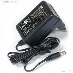 MikroTik napájecí adaptér 24V 1,2A, rovný konektor