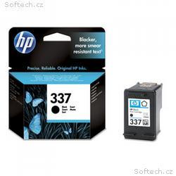 Tisková náplň HP 337 black | 11ml