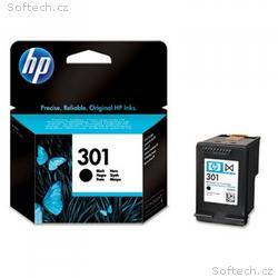 Tisková náplň HP 301 černá