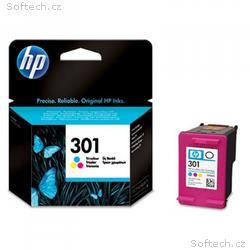 Tisková náplň HP 301 3barevná