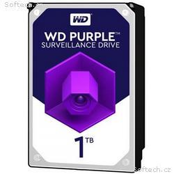 WD PURPLE WD10PURZ 1TB SATA, 600 64MB cache, Low N