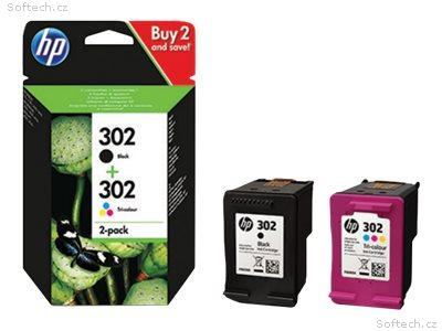 x4d37ae 301 hp 302 ink cartridge combo 2 pack hp 302 ink. Black Bedroom Furniture Sets. Home Design Ideas