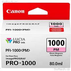 Canon BJ CARTRIDGE PFI-1000 M (Magenta Ink Tank)