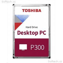 TOSHIBA HDD P300 Desktop PC (CMR) 1TB, SATA III, 7