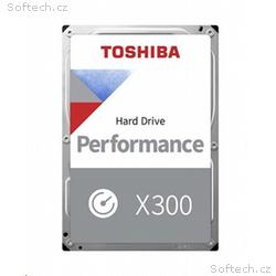 TOSHIBA HDD X300 12TB, SATA III, 7200 rpm, 256MB c