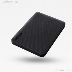 "TOSHIBA HDD CANVIO ADVANCE (NEW) 4TB, 2,5"", USB 3."