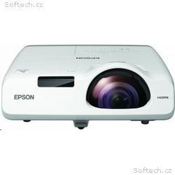 EPSON projektor EB-L200SW, 1280x800, 3800ANSI, HDM