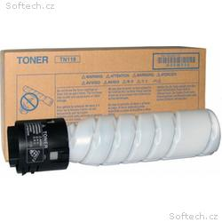 Toner Konica Minolta TN-118   24000 str.   černý  