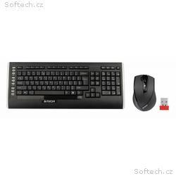 A4tech 9300F set bezdr. kláv. + bezdr. V-Track opt