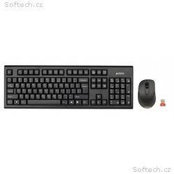 A4tech 7100N set bezdr. kláv. + bezdr. V-Track opt