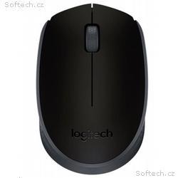 Logitech Wireless Mouse M171, black