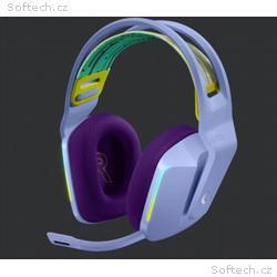 Logitech herní sluchátka G733, LIGHTSPEED Wireless