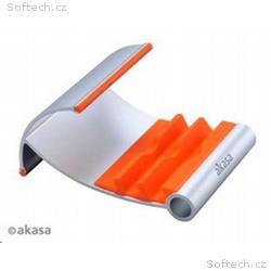 AKASA stojánek na tablet AK-NC054-OR, hliníkový, o