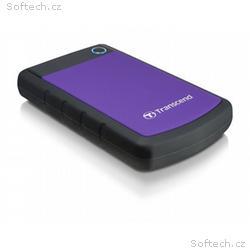 "Transcend StoreJet 25H3P 1TB ext. HDD 2.5"" USB 3.0"