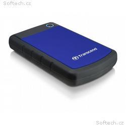 """TRANSCEND externí HDD 2,5"""" USB 3.0 StoreJet 25H3B,"""