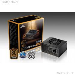 Fortron zdroj 450W SFX PRO 450, 80PLUS Bronze, Ful
