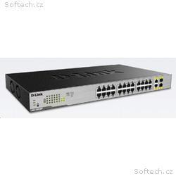 D-Link DGS-1026MP 24x10, 100, 1000 Desktop Switch
