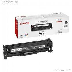 Canon LASER TONER black CRG-718BK (CRG718BK) 3 400