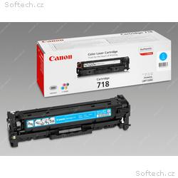 Canon LASER TONER cyan CRG-718C (CRG718C) 2 900 st