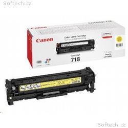 Canon LASER TONER yellow CRG-718Y (CRG718Y) 2 900