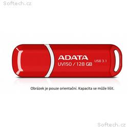 ADATA Flash Disk 64GB UV150, USB 3.1 Dash Drive (R
