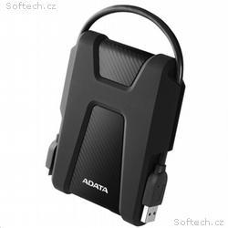 """ADATA Externí HDD 1TB 2,5"""" USB 3.1 AHD680, černý ("""