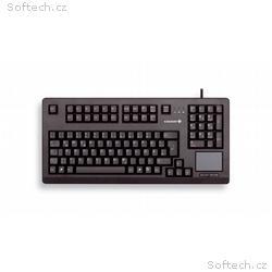 CHERRY klávesnice G80-11900, touchpad, USB, EU, če