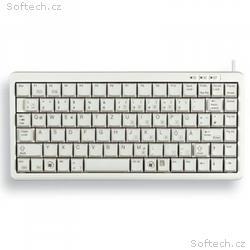 CHERRY klávesnice G84-4100 COMPACT KEYBOARD, lehká