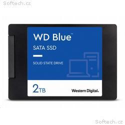 WD BLUE SSD 3D NAND WDS200T2B0A 2TB SATA, 600, (R: