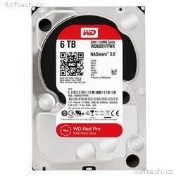 WD RED Pro NAS WD6003FFBX 6TB SATAIII, 600 256MB c