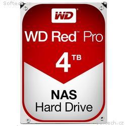 WD RED Pro NAS WD4003FFBX 4TB SATAIII, 600 256MB c