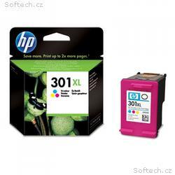 Tisková náplň HP 301XL 3barevná