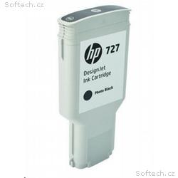 HP 727 300-ml Photo Black DesignJet Ink Cartridge