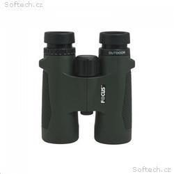 Focus dalekohled Outdoor 10x32 Dark Green