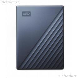 """WD My Passport ULTRA 4TB Ext. 2.5"""" USB3.0 Blue USB"""