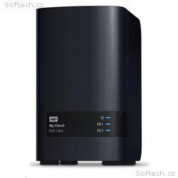 """WD My CLOUD EX 2 ULTRA, 8 TB (2x4TB) 3,5"""", RJ45, N"""