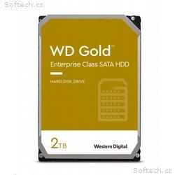 WD GOLD WD2005FBYZ 2TB SATA, 6Gb, s 128MB cache 72