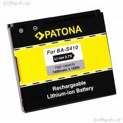 PATONA baterie pro mobilní telefon HTC BA-S410 140