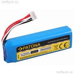 PATONA baterie pro reproduktor JBL Charge 2+ 6000m