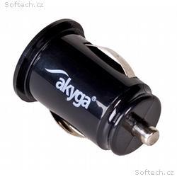 TRX Akyga USB nabíječka do auta, 2,1A, neorigináln