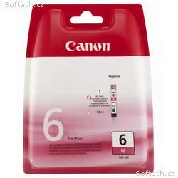 Canon inkoustová náplň BCI-6M, Magenta