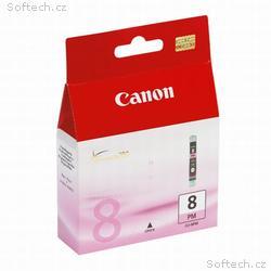 Canon inkoustová náplň CLI-8PM, Foto purpurová
